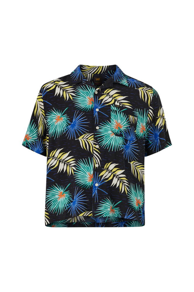 Lee Skjorte SS Resort Shirt