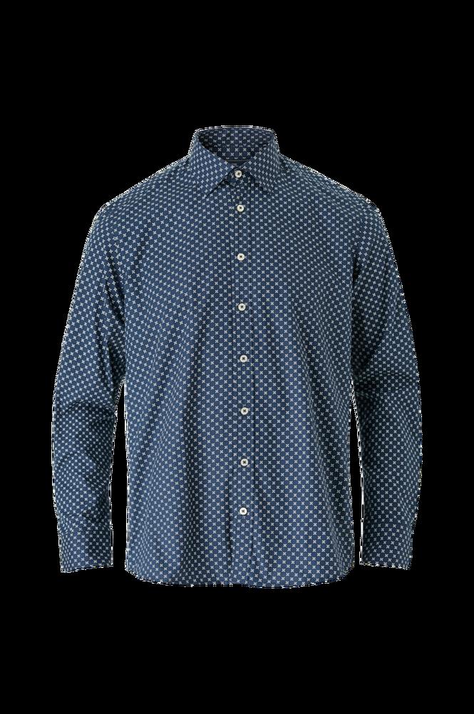 Park Lane Skjorte med printet mønster