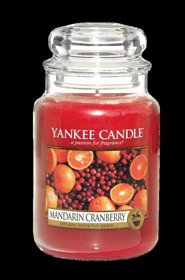 Bilde av Classic Large Mandarin Cranberry - 19627