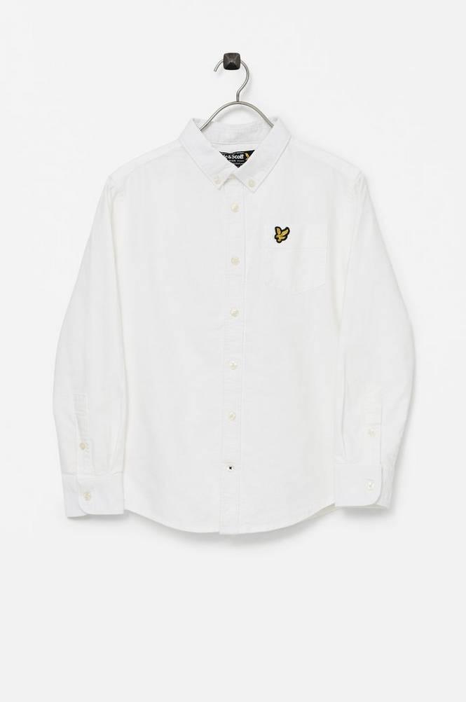 Lyle & Scott Skjorte Oxford Shirt LS