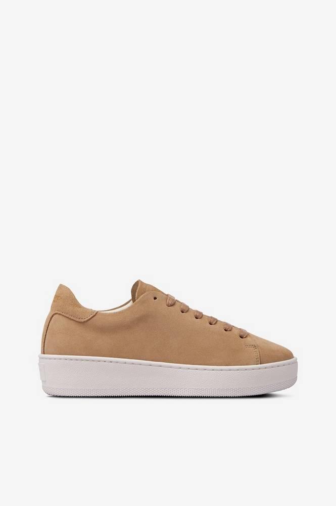 Jim Rickey Ruskindssneakers Deuce Court