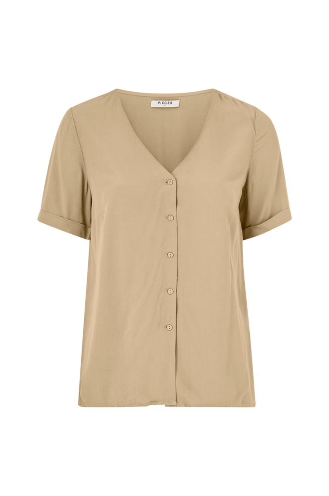 Pieces Bluse pcCecilie SS Top