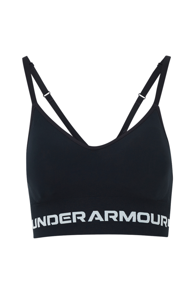 Under Armour Sports-bh UA Seamless Low Long Bra