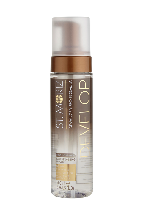 Advanced Express Clear Tanning Mousse 200 ml