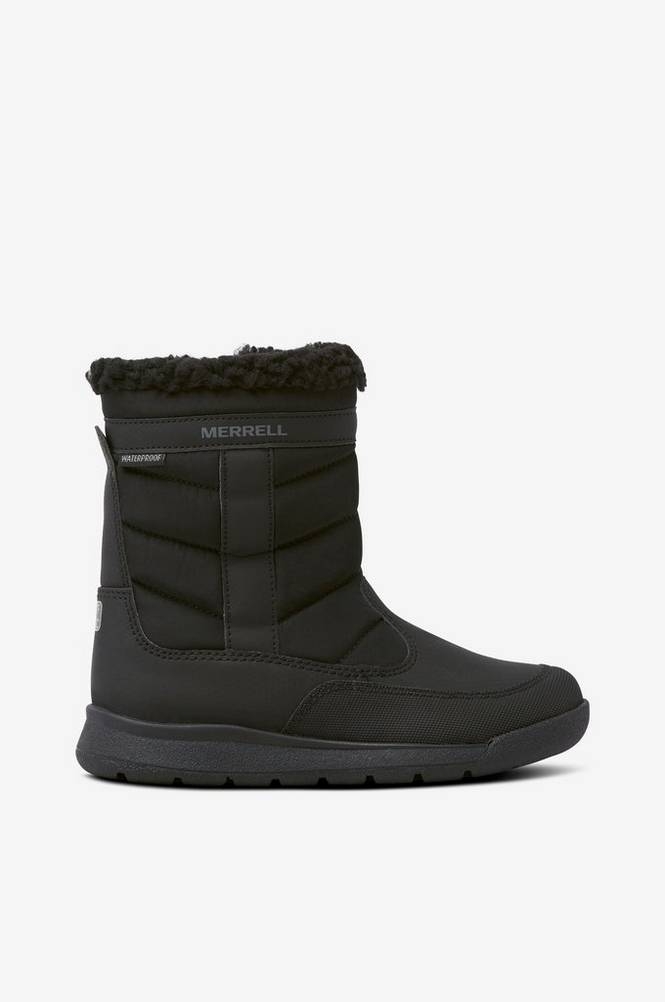 Merrell Vinterstøvle M-Alpine Puffer Boot Waterproof