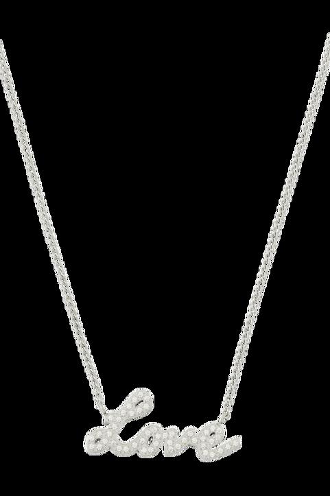 Halsband Love Necklace Steel