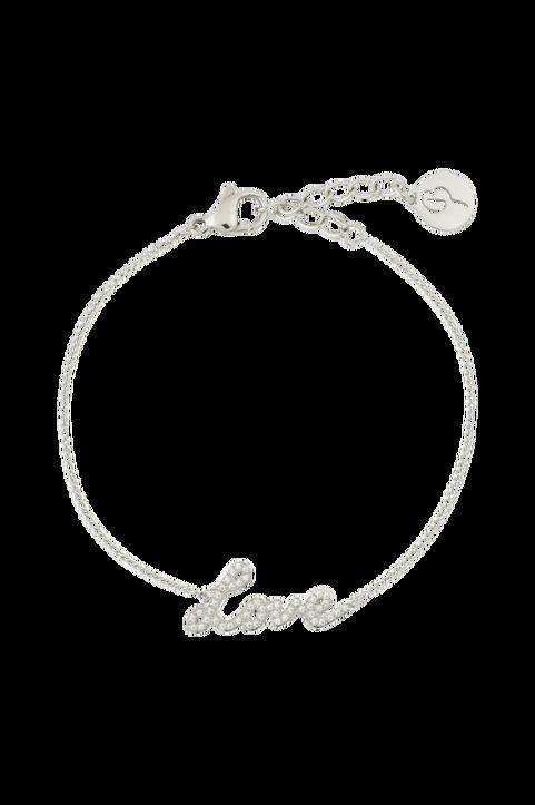 Armband Love Bracelet Steel