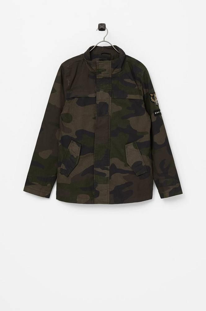 Name it Jakke nkmMylvester Camo Jacket