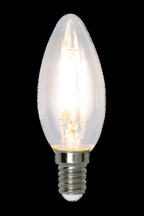 Ljuskälla E14 LED Filament Kron Klar 4,2W