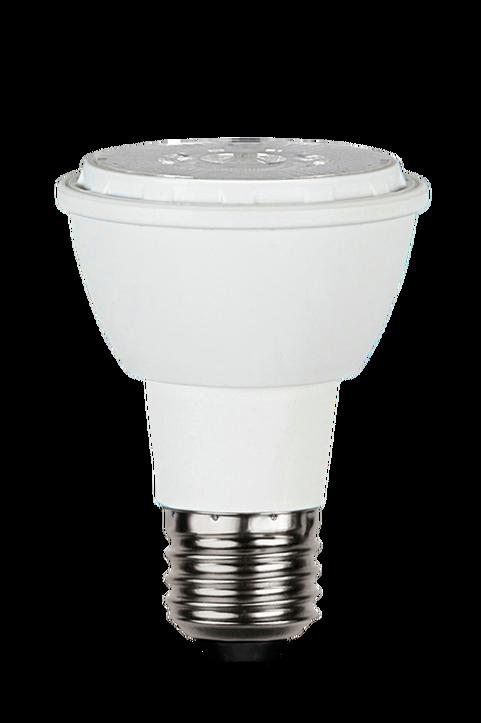 Ljuskälla E27 LED Spot Vit 6,2W