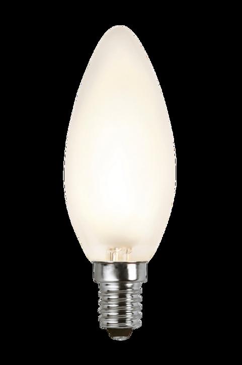 Ljuskälla E14 LED Kron Frostad 4W