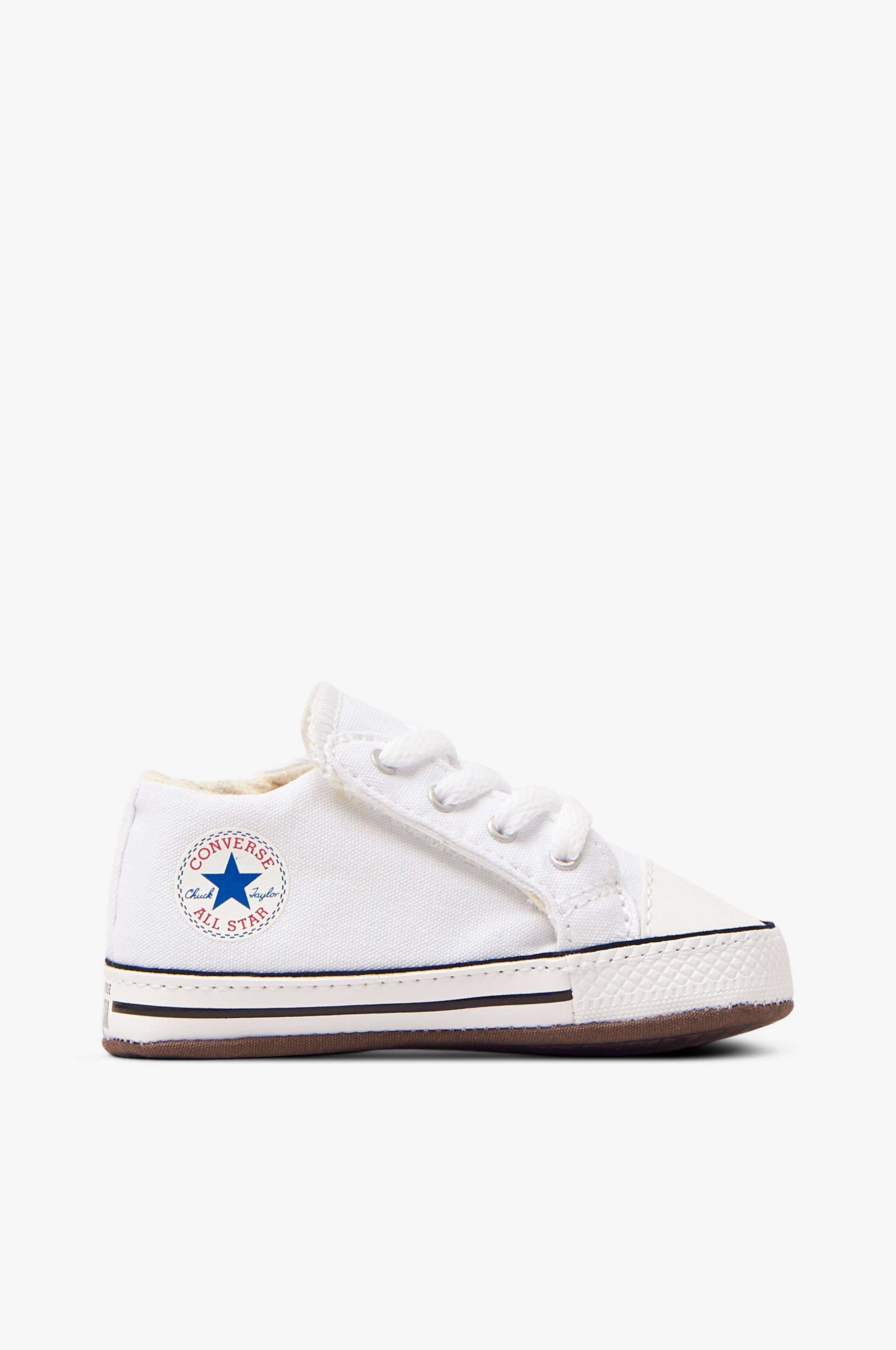 Converse CHUCK TAYLOR ALL STAR CRIBSTER Babysko white