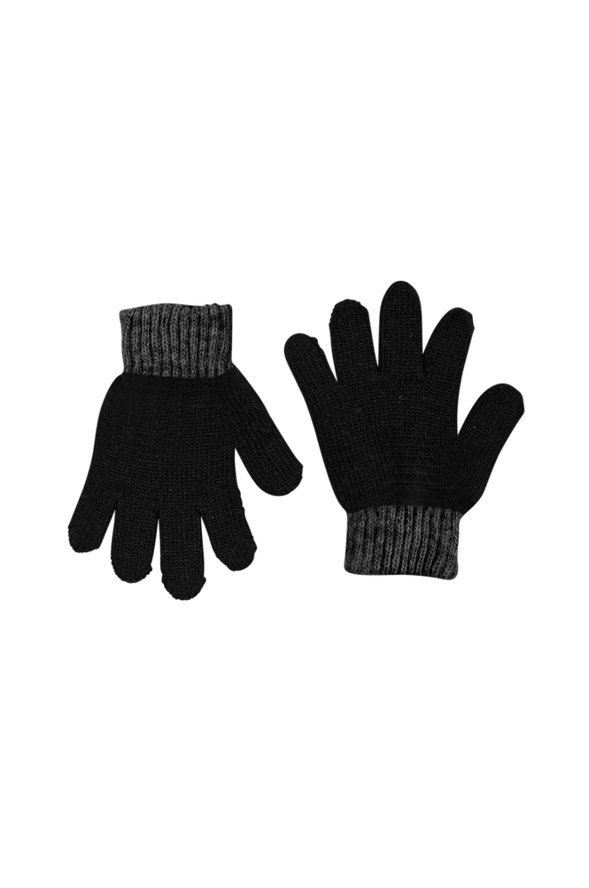 Lindberg Fingervanter Sundsvall Wool Glove, 2-pack
