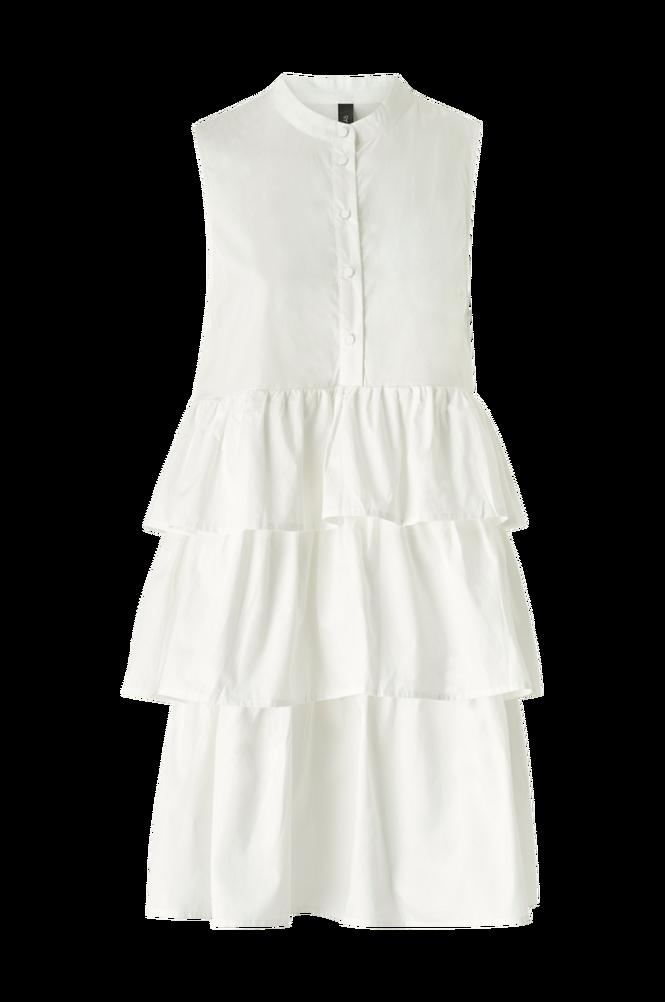 Y.A.S Flæsekjole yasDawn SL Dress