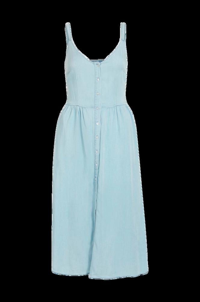 Vila Kjole viBista Strap Midi Dress