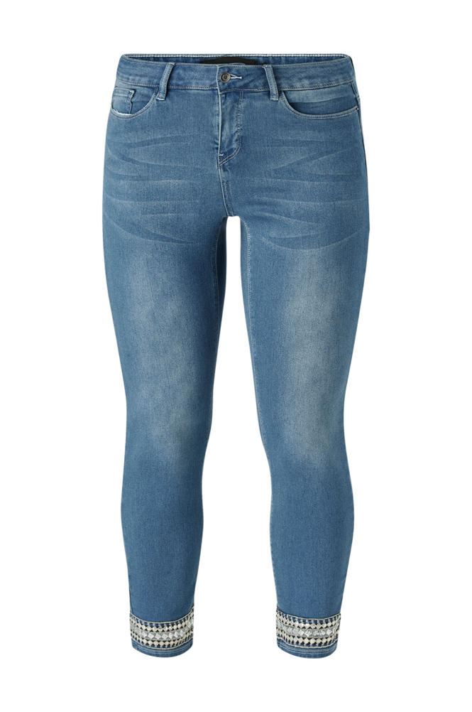 JUNAROSE by VERO MODA Jeans jrFive Sl Avola MB Ankle Jeans