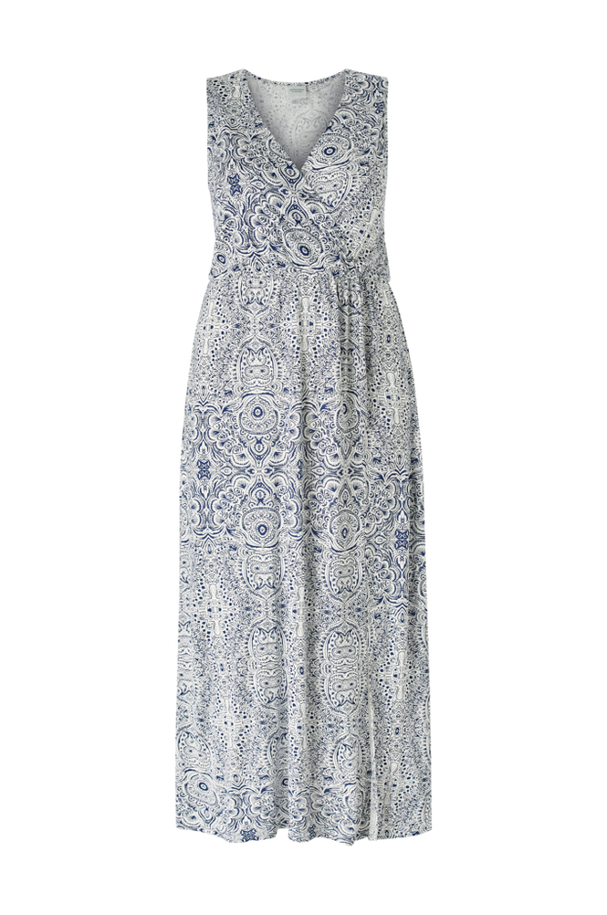 JUNAROSE by VERO MODA Maxikjole jrSilke SL Wrap Maxi Dress