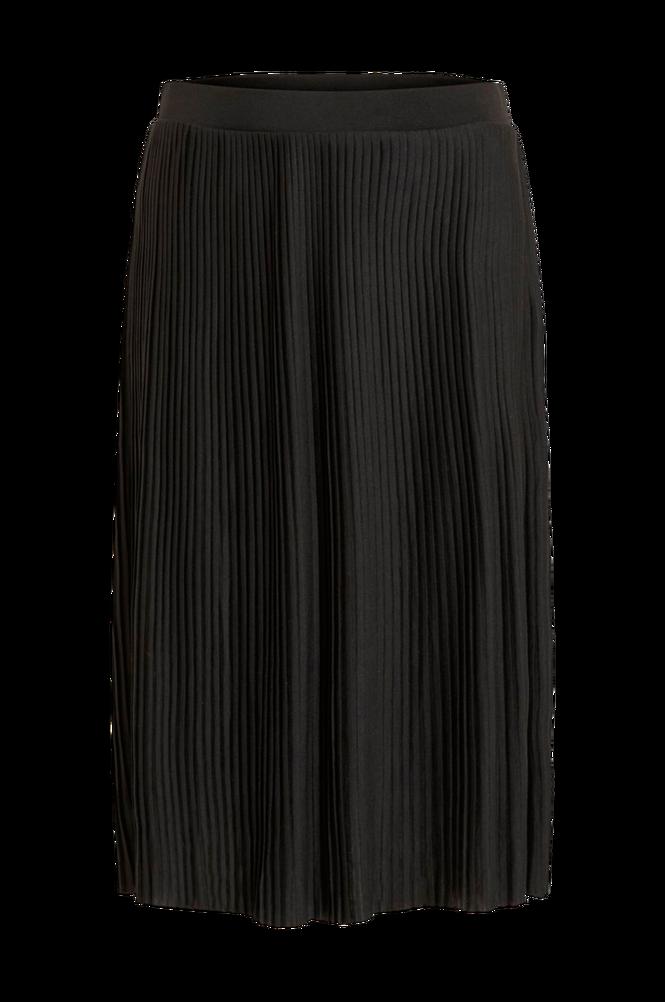 Vila Nederdel viPliss Midi Skirt