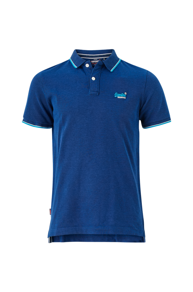 Superdry Poloshirt Poolside Pique S/S Polo