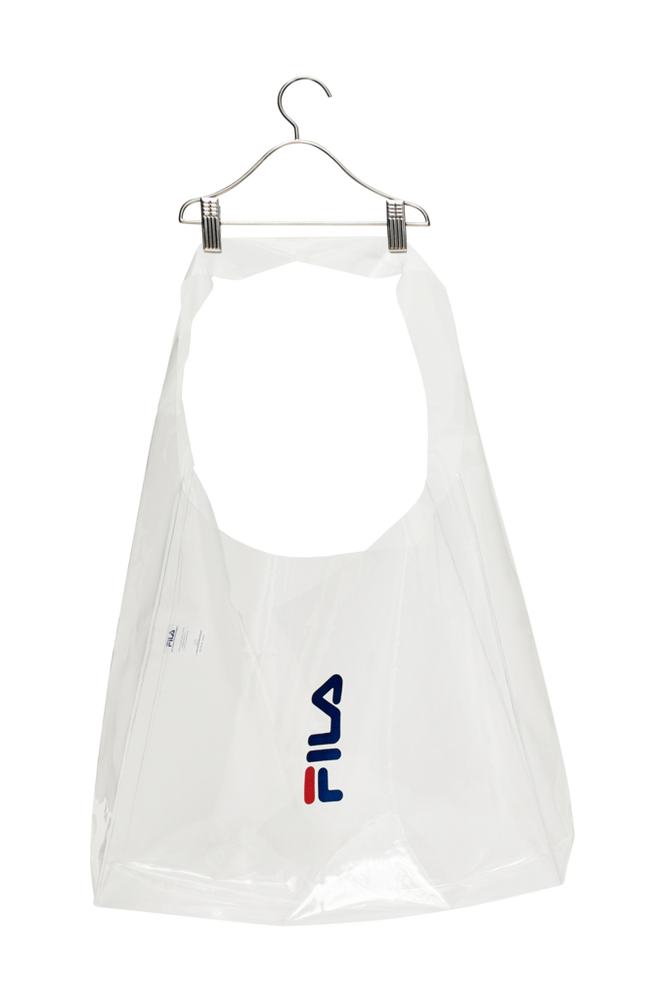 Fila Taske Transparent City Shopper Bag
