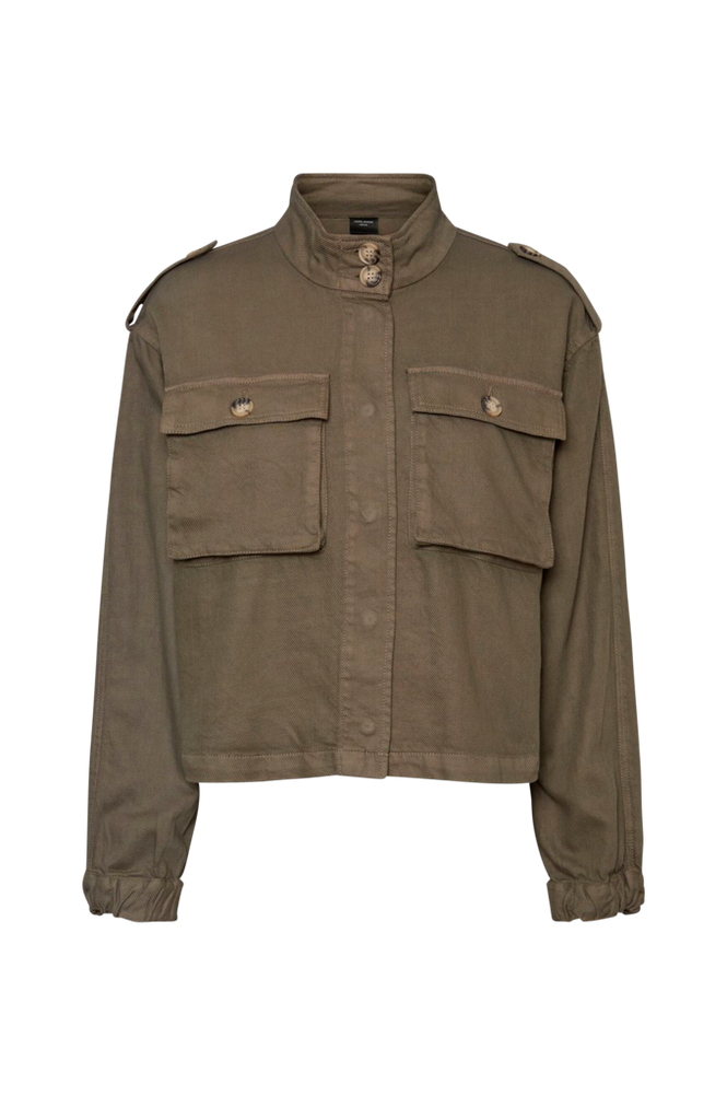 Vero Moda Jakke vmMolli LS Short Jacket