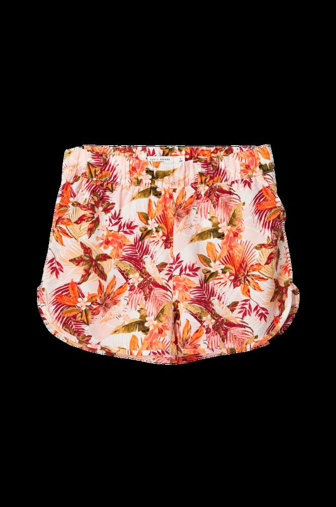 Shorts nkfVinaya Shorts HH fra Name it i vævet kvalitet med let, behagelig stretch og printet mønster. Elastisk, regulerbar linning. To lommer foran.