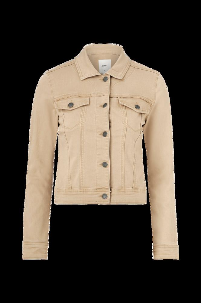 Object Denimjakke objWin New Denim Jacket Seasonal