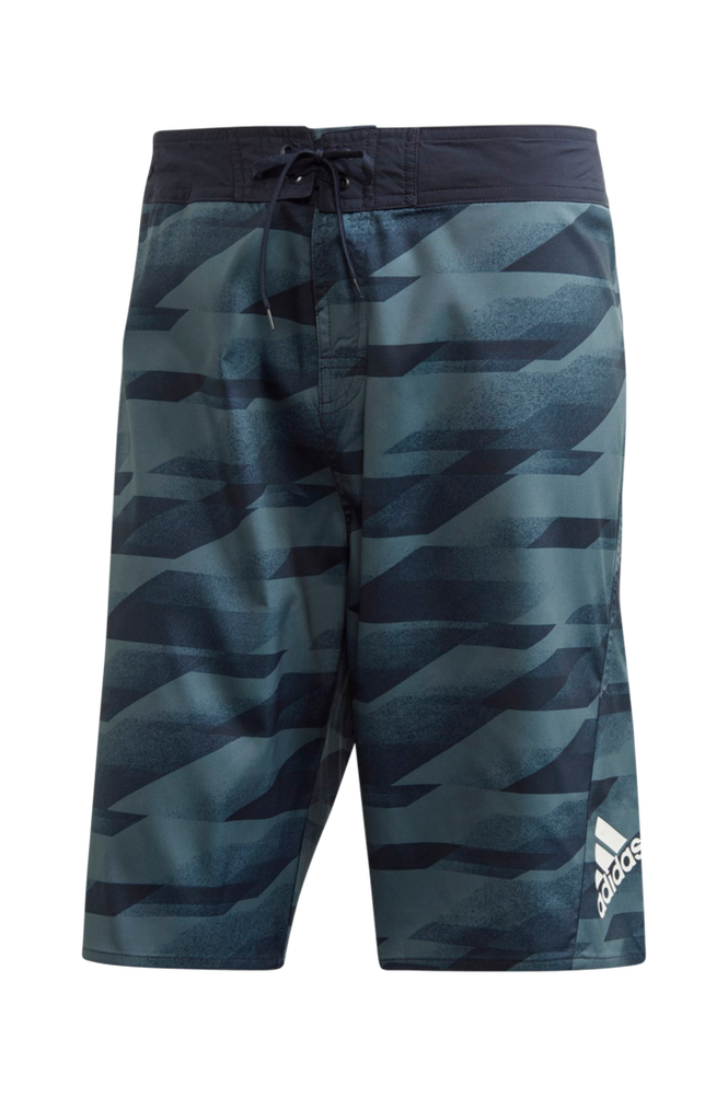 adidas Sport Performance Badeshorts Knee Length Graphic Board