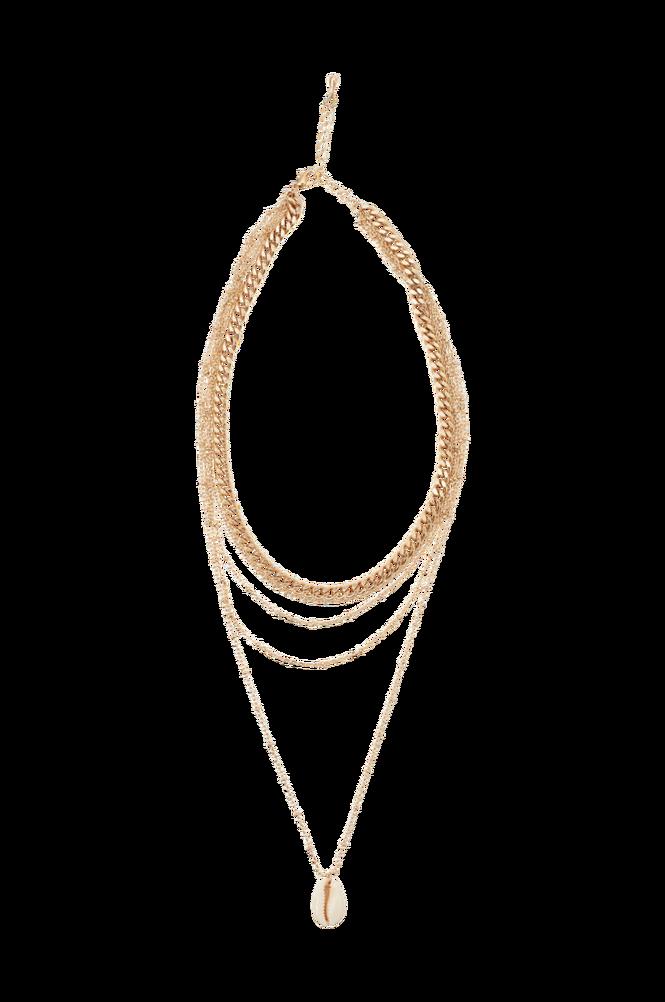 Vero Moda Halskæde vmCedar Shell Necklace