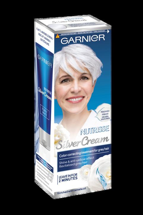 Silverschampo Nutrisse Silver Cream Pearly White