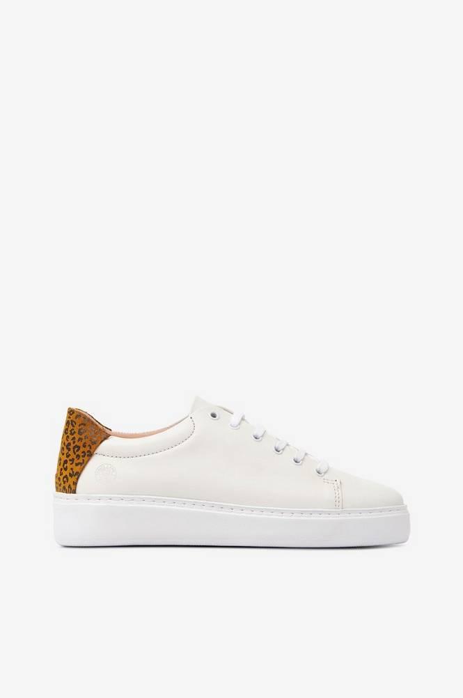 Sneaky Steve Sneakers Jean W Leather Shoe