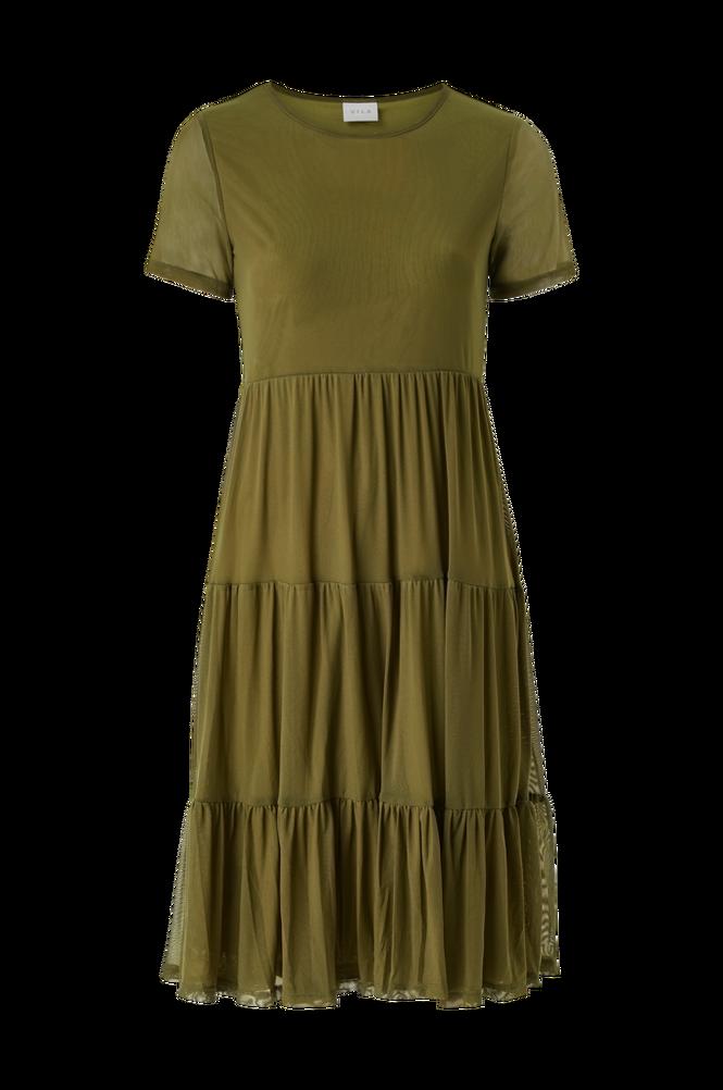 Vila Kjole viDavis S/S Midi Dress