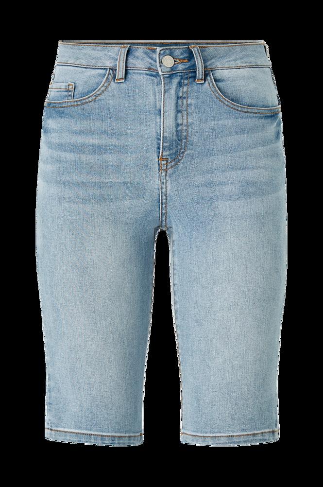 Vila Denimshorts viEkko Rwss Overknee Denim Shorts