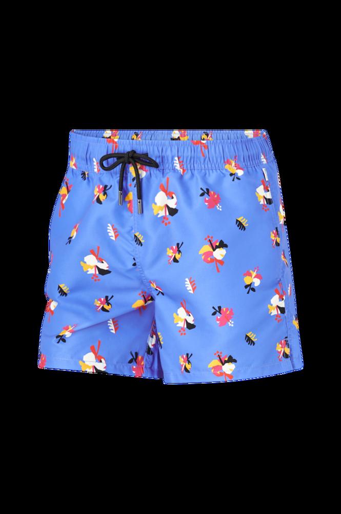 Happy Socks Badeshorts Hibiscus Swim Shorts