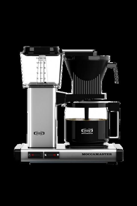 Kaffebryggare KBG962AO Silver