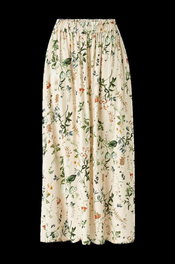Object Nederdel objAlba Long Skirt 109