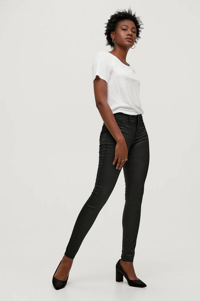 Soaked in Luxury Jeggings Leia Coated