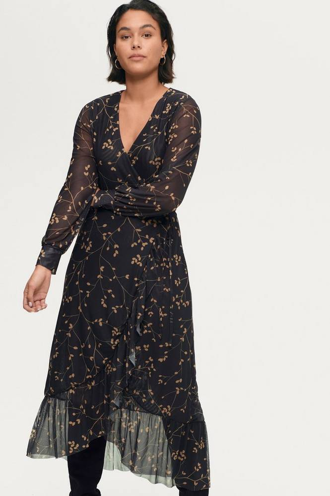Soaked in Luxury Maxikjole slConsuela Dress
