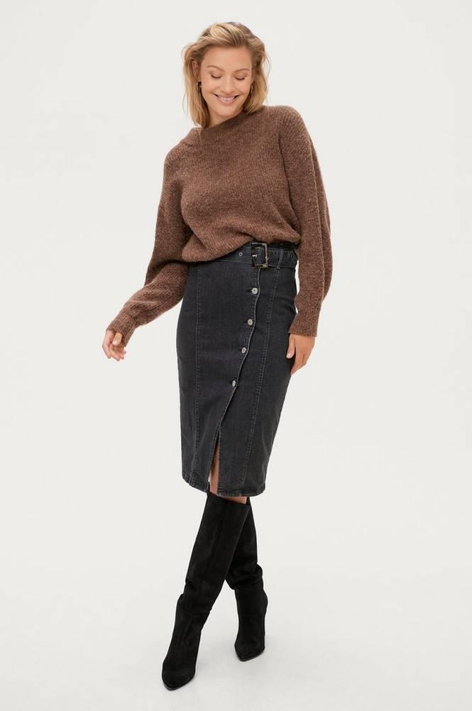 Soaked in Luxury Nederdel slBeso Skirt