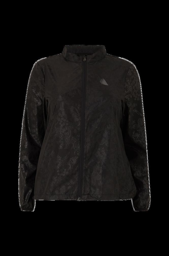 Zizzi Træningsjakke aHali L/S Jacket