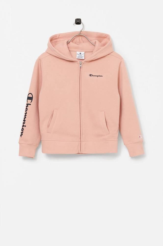 Champion Hættetrøje Hooded Full Zip Sweatshirt