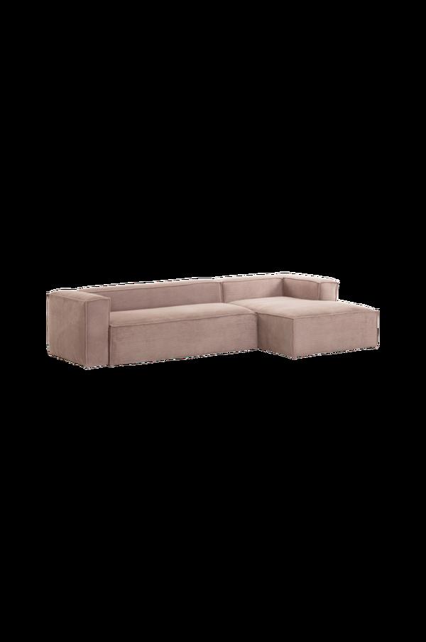 Bilde av BLOK sofa 3-seter - divan høyre - 30151