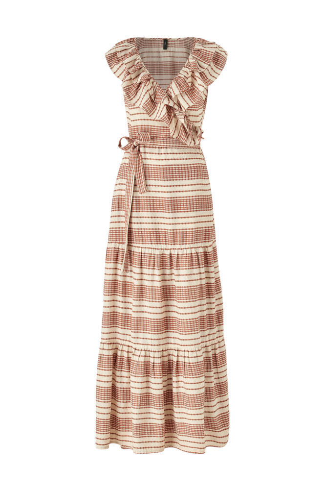 Y.A.S Maxikjole yasEvalina SL Maxi Dress