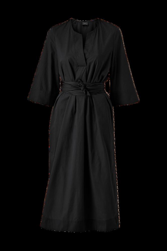 Selected Femme Kjole slfCharlotta 3/4 Midi Kaftan Dress