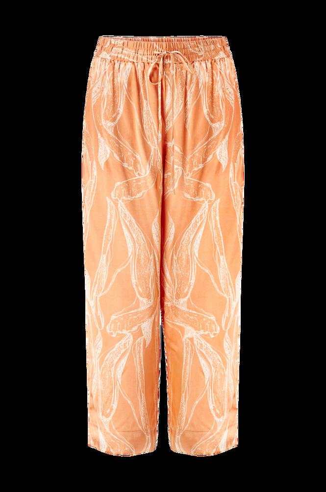 Selected Femme Bukser slfFranka MW Cropped Pant