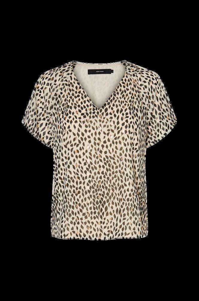 Vero Moda Bluse vmPenny S/S Top Wvn