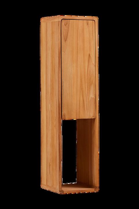 Badrumsskåp Kuveni 25 x 100 cm