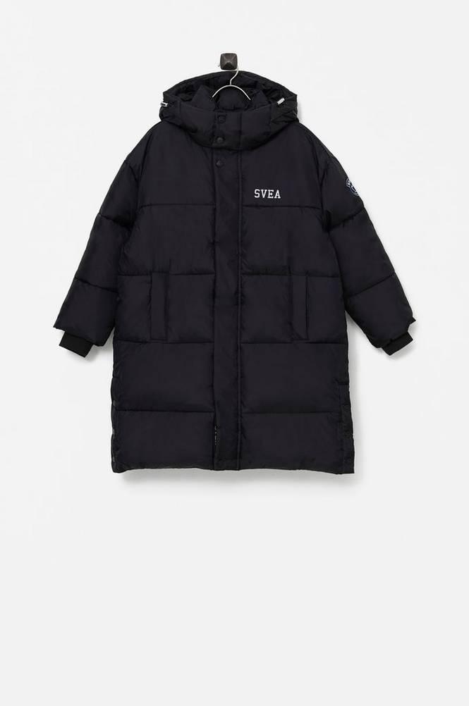 Svea Vinterfrakke K. Long Puffer Coat