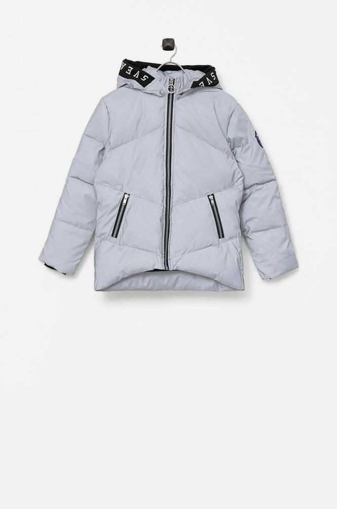 Svea Vinterjakke K. Sporty Puffer Jacket