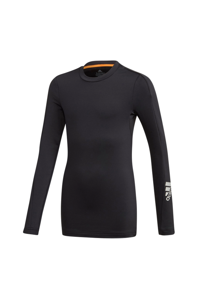 adidas Sport Performance Træningstrøje Alphaskin Warm Aeroready Warming Long Sleeve Tee